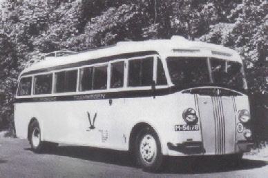 1938 Kromhout LW B-6 VB 2 Werkspoor GTW 146 Meeuw