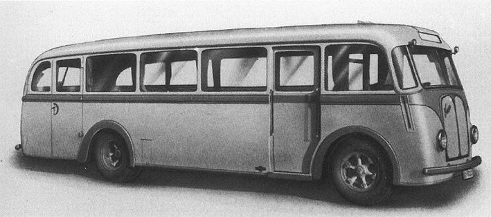 1938 Krupp TD 4 N 332