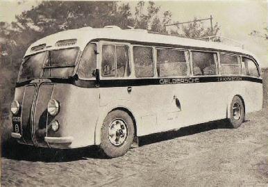 1938 Krupp TD4-N332 Carr Werkspoor GTW 145 Mariboe