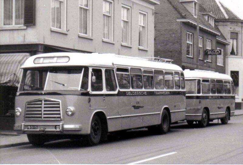1938 Krupp Verheul gtw 153