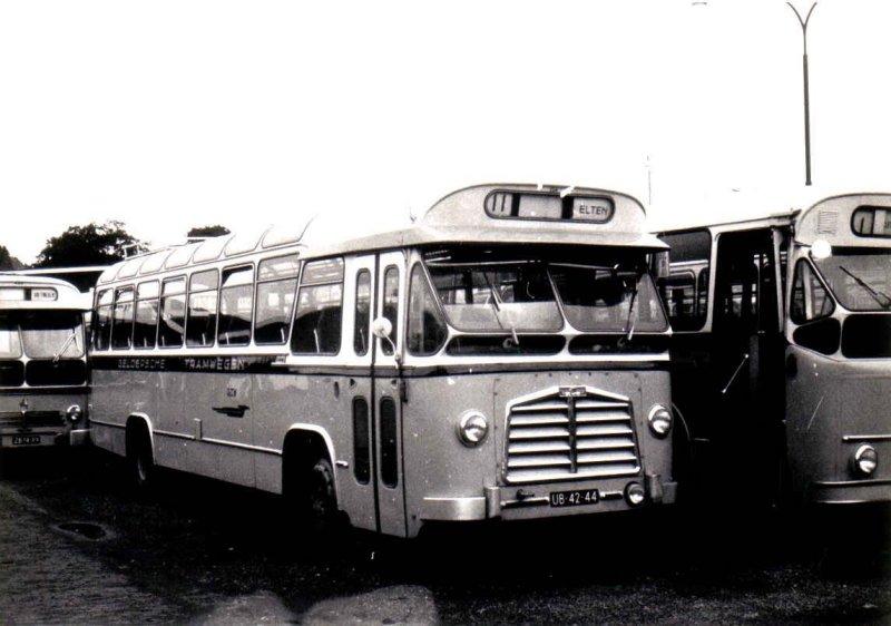 1938 Krupp verheul gtw 154