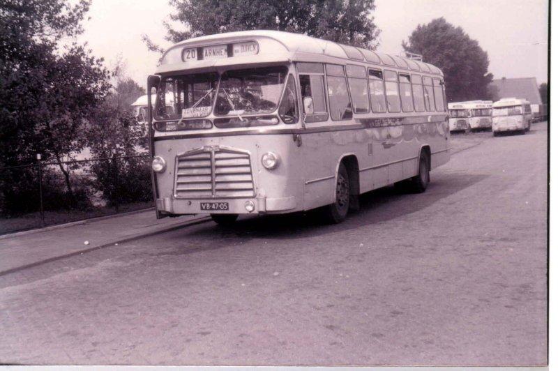 1938 Krupp Verheul gtw 156