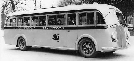 1938 Krupp Verheul GTW123 Zwaan M-53452