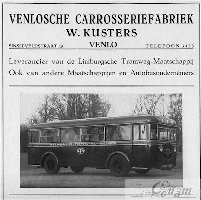 1938 Kusters Venlo