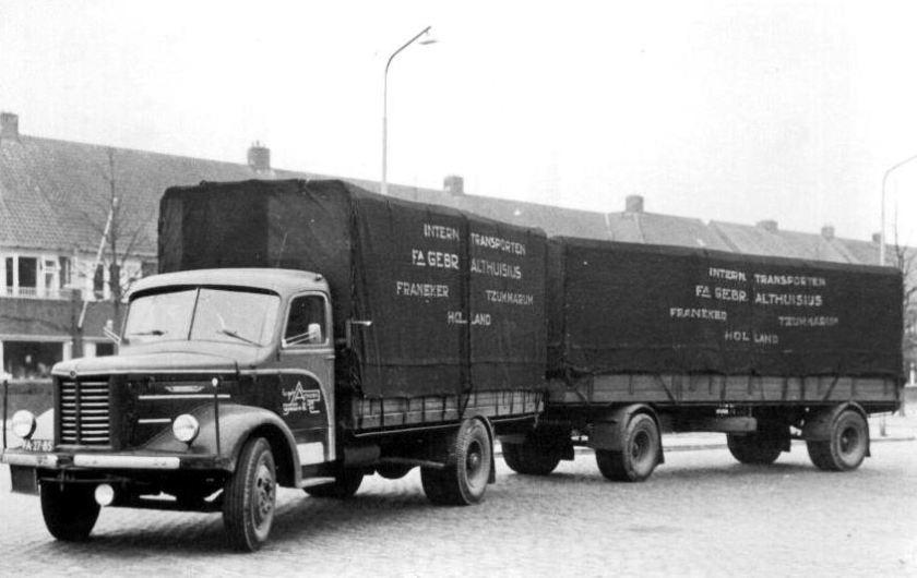1939 Kromhout Althuisius comb NA-27-85