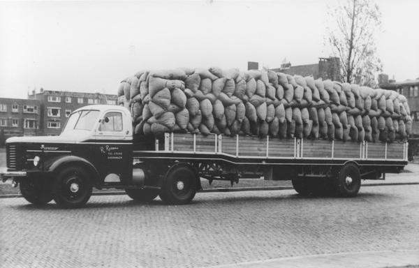 1939 Kromhout + Schommelasoplegger