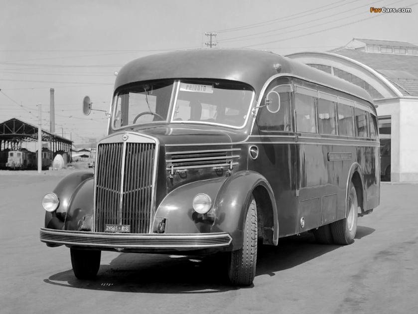 1939 Lancia 3ro Macchi