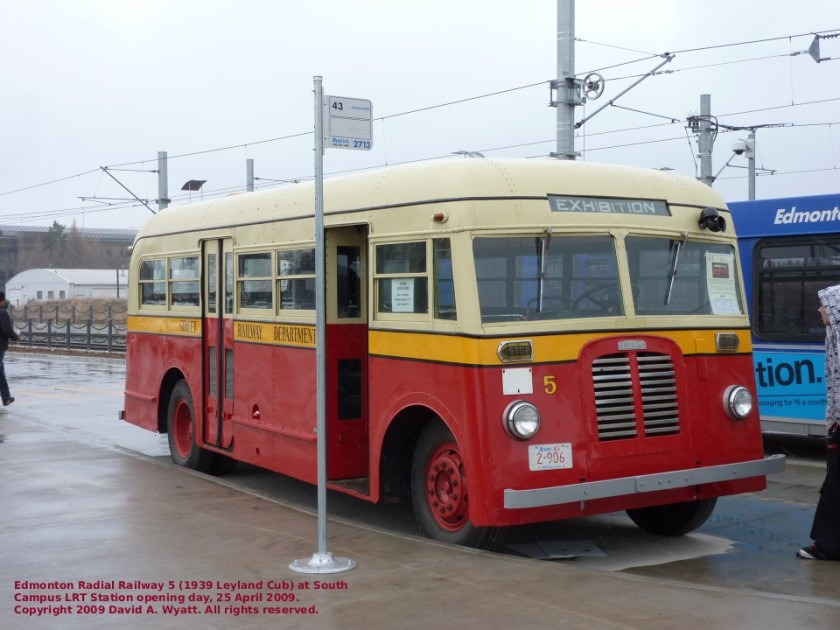 1939 Leyland Cub