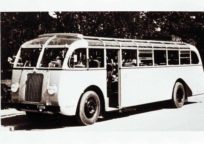1939 Scania Vabis Bulldog