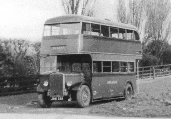 1940 Leyland vehicle is a 1940 Titan TD7