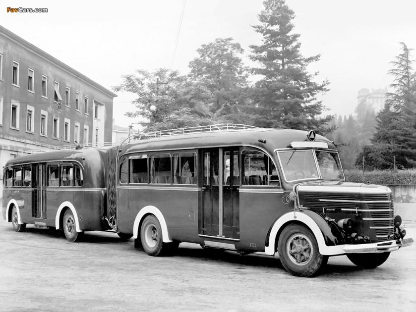 1941 Lancia ro P Macchi
