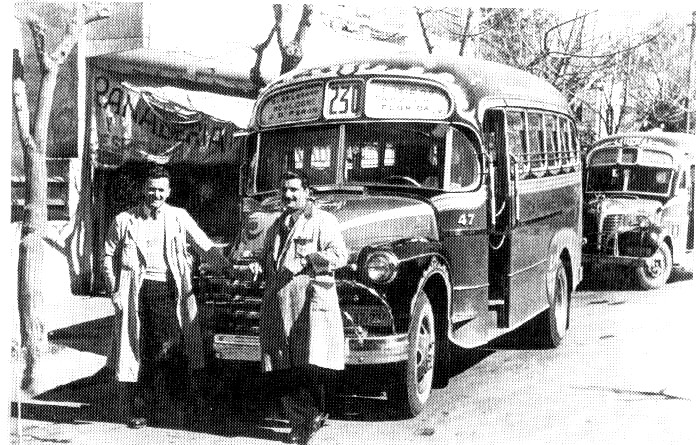 1947 Chevrolet - La Estrella - La Primera de Munro