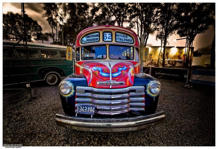 1947 Chevrolet - La Favorita  foto de Alejandro Ferrer