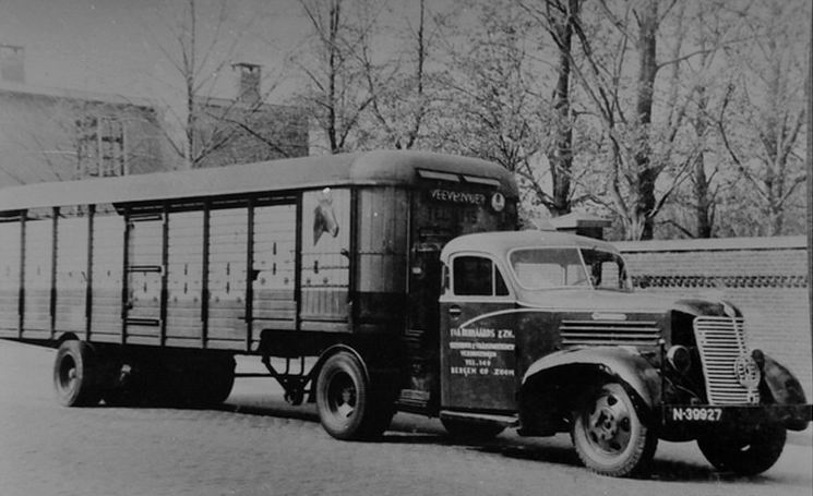 1947 Federal met kromhout motor Ketelaars 002