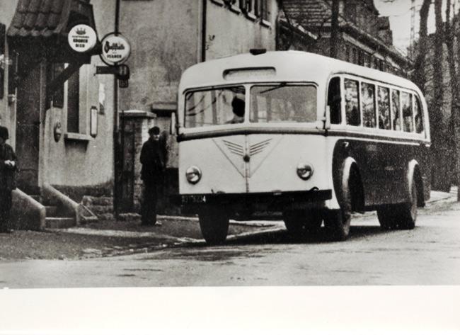 1947 Krauß-Maffei, Type KMO 130