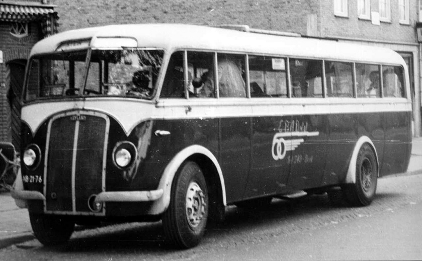 1947 Leyland Tiger OPS-1 carr. Kusters [1947-1952] NB-21-76