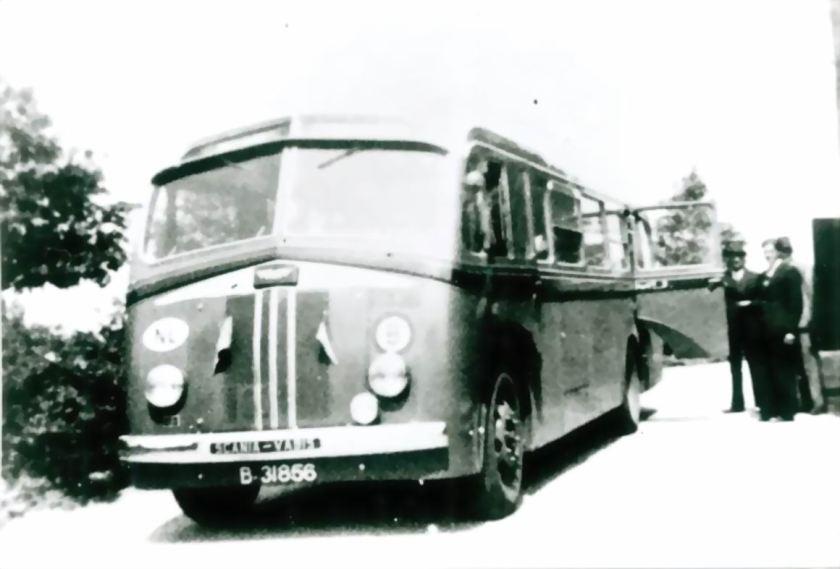 1947 Scania Vabis B-31856