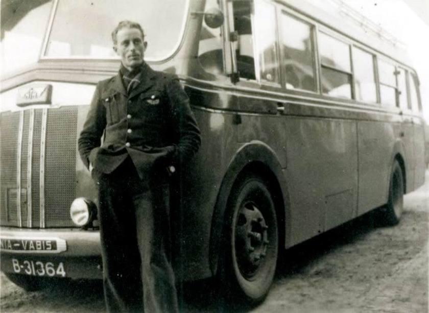 1947 Scania Vabis B-31864