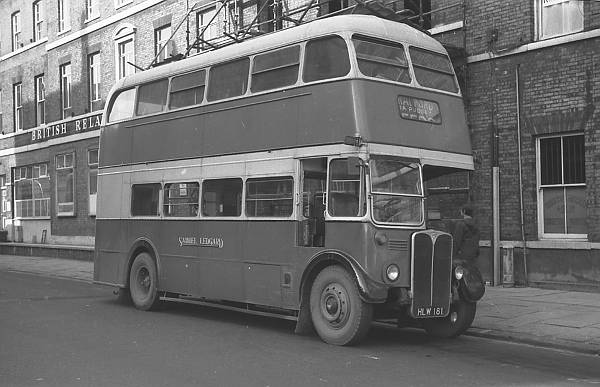 1948 A.E.C. Regent III lghlw181