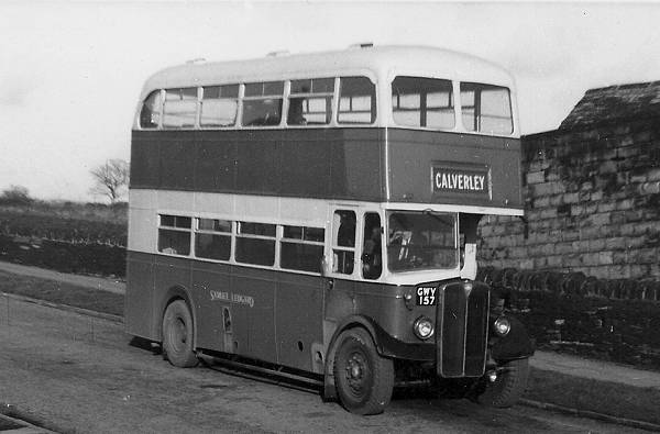 1948 AEC Regent III with Roberts H30-26R body of 1948 lggwy157