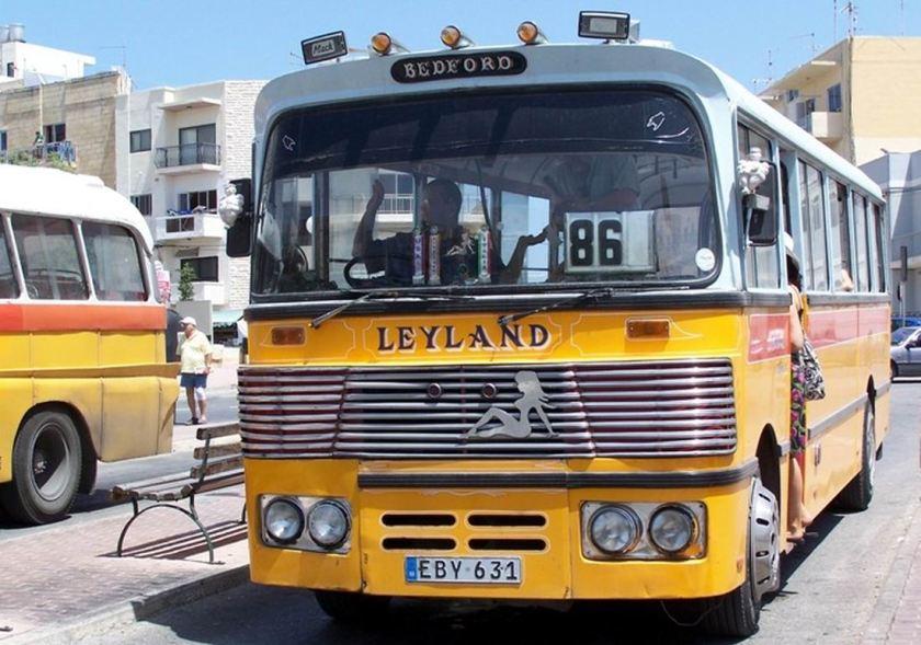 1948 Casha Bedford Leyland Malta