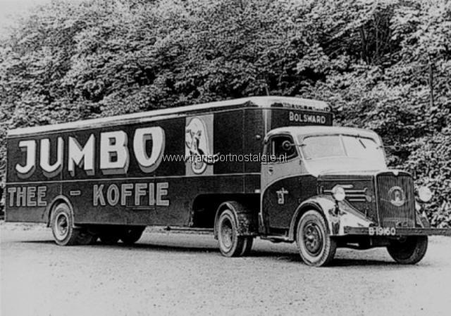 1948 Kromhout Jumbo Bolsward
