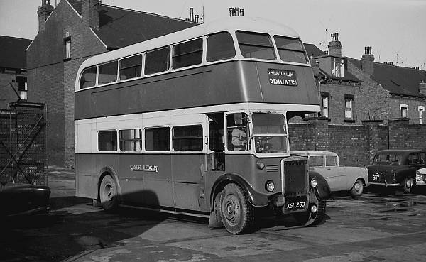 1948 Leyland 7RT lgkgu263