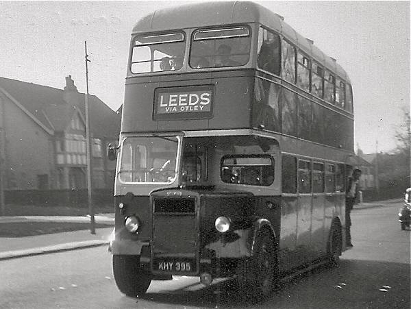 1948 Leyland PD1A with an ECW H30-26R body lgkhy395a