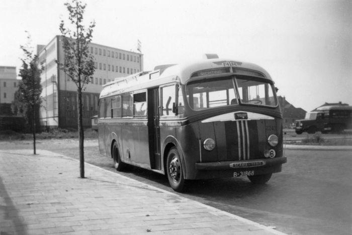 1948 Scania Vabis 2343 carr. Hainje 1948 B-31868