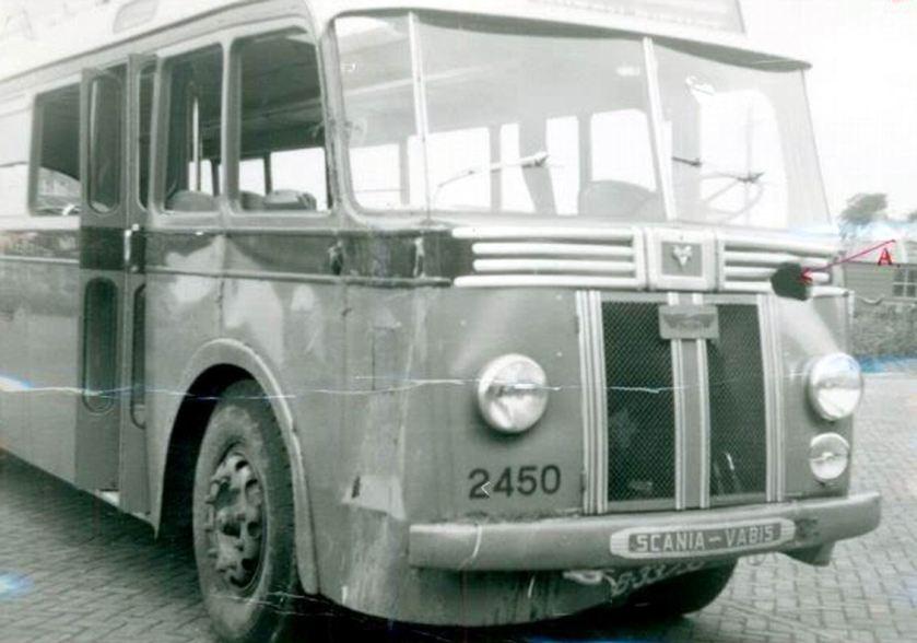 1948 Scania Vabis 2450 B-33733-1