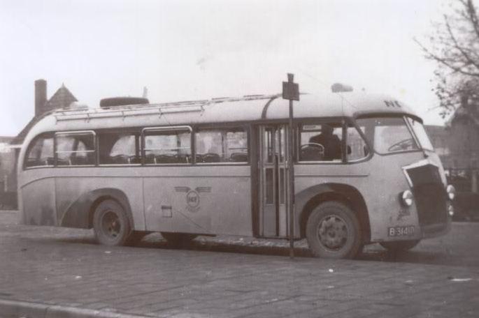 1948 Scania Vabis B 15 Brouwers