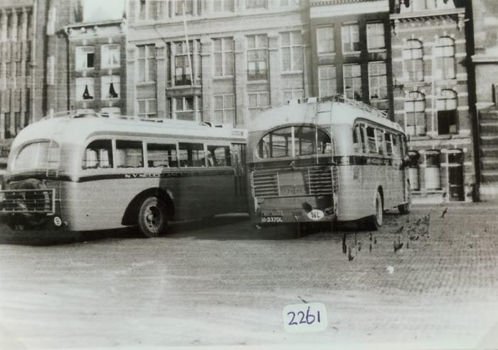 1948 Scania Vabis B-33700a