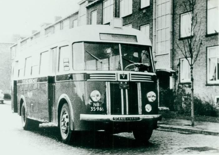 1948 Scania Vabis kk