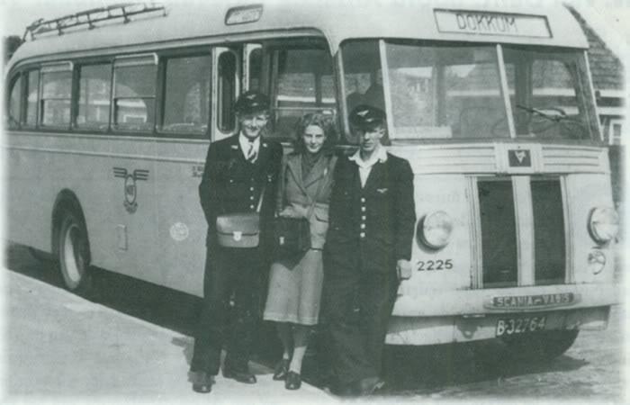 1948 Scania Vabis Verheul B-32764