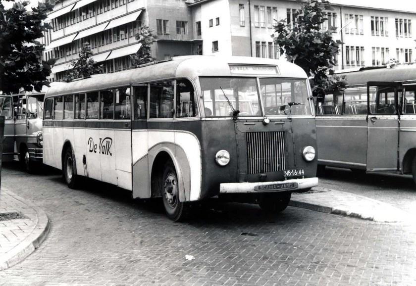 1949 Hägglund & Söner Scania Vabis De Valk 49 [2]