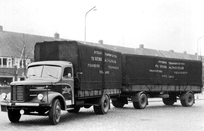 1949 Kromhout Althuisius comb NA-27-85