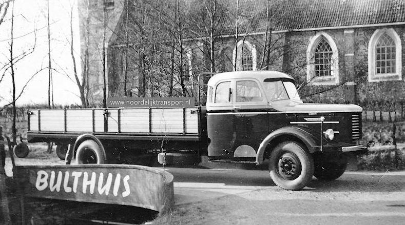 1949 Kromhout Bulthuis