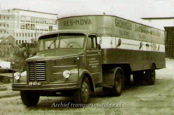 1949 Kromhout Resnova