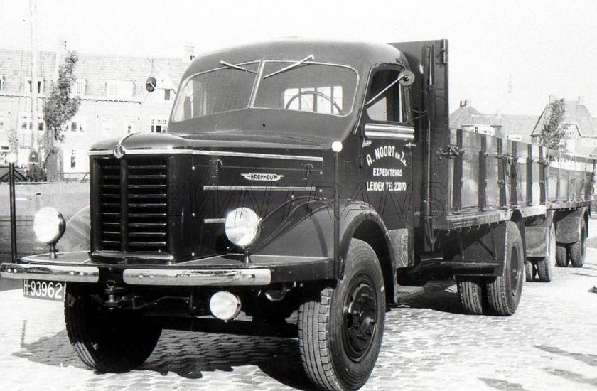1949 Kromhout van Noort Leiden