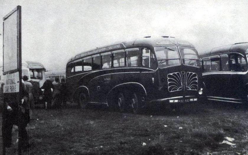 1949 Leyland Gnu