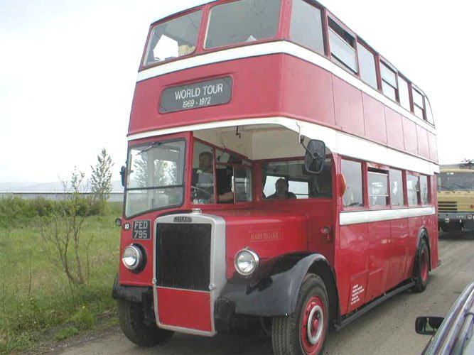 1949 LEYLAND WARRINGTON