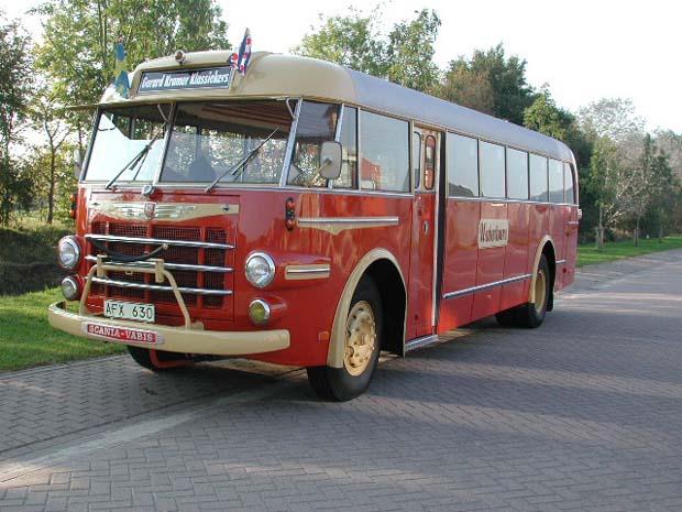1949 Scania-Vabis