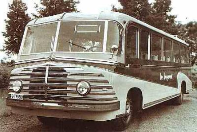 1949 Van Hool Latil