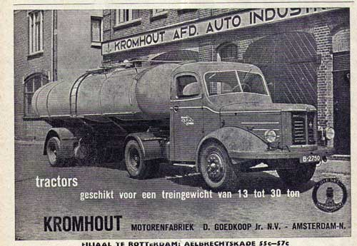 1950 Kromhout 2