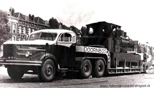 1950 KROMHOUT TANDEMASSER DIEPLADER MET LOC DOORNBOS fs
