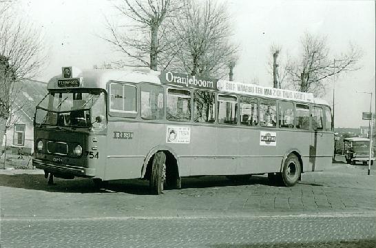 1950 Kromhout-Verheul VB10 RET