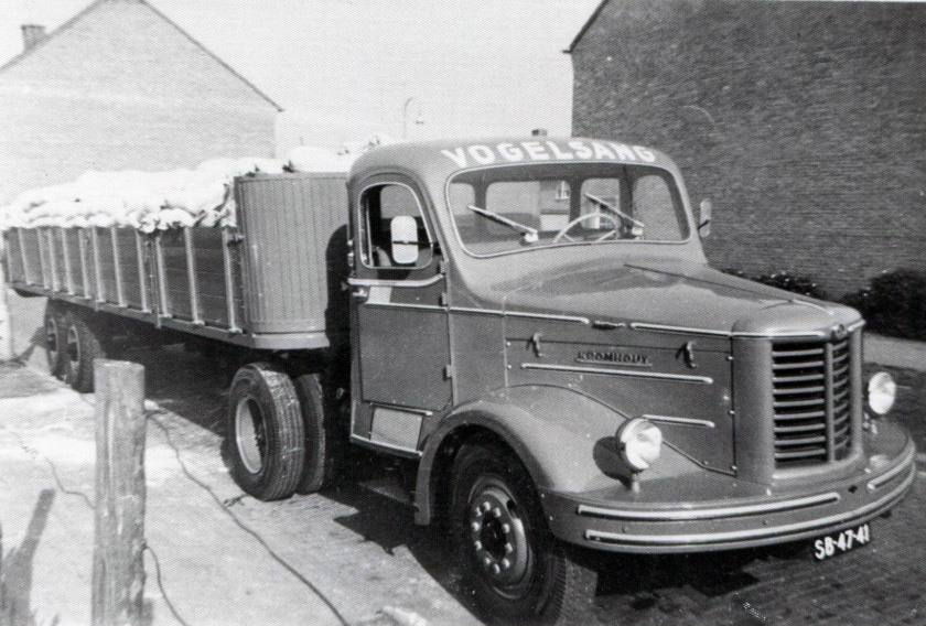 1950 Kromhout Vogelsang