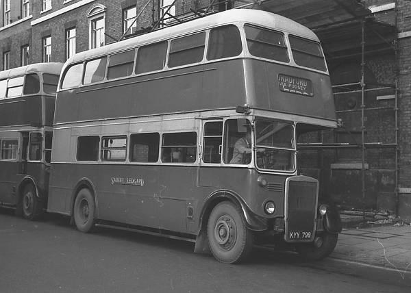 1950 Leyland lgkyy799