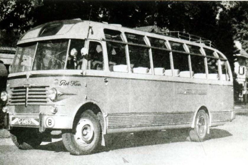 1950 Leyland Verheul Piet Hein