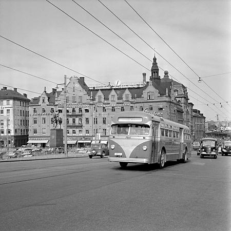 1951-60 Scania-Vabis C50 Mack